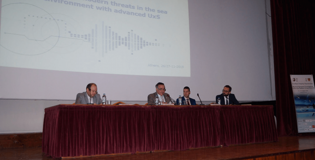 Unmanned Systems – Development, Use and Countermeasures,  26-27 November 2018 Athens