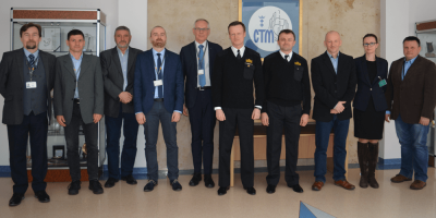 OCEAN2020 presented to  representatives of Polish Armed Forces