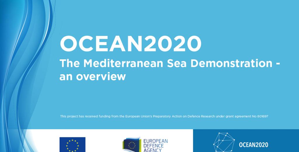 OCEAN2020 webinar – The Mediterranean Sea Demonstration presentation
