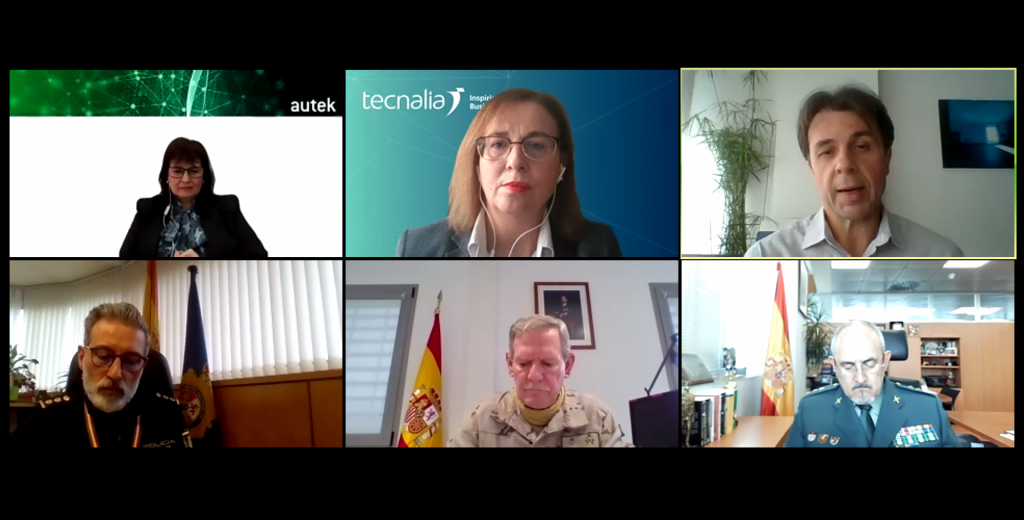 IV Jornadas de Ciberseguridad by the Spanish Defence, Security, Aeronautical and Space Industry Association (TEDAE)