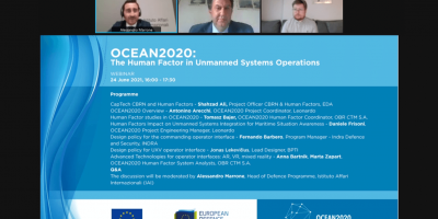 OCEAN2020 Webinar: Human Factor in Unmanned Systems Operations - full record of the event