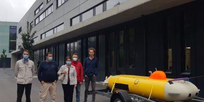 OCEAN2020: Tests in Germany